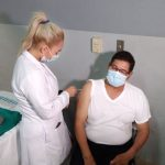 Población de Managua recibe vacuna para prevenir el COVID-19