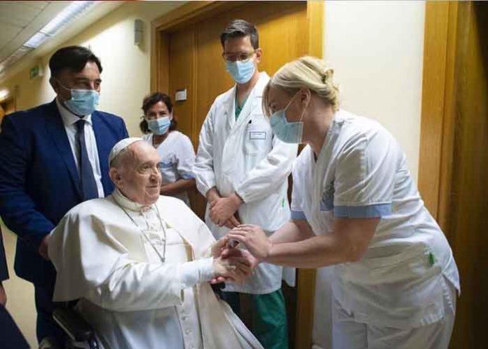 vaticano, papa, francisco, hospitalizacion, cirugia,