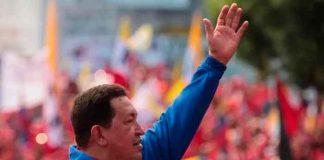 Comandante Hugo Chávez