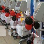 Foto: Hospital de Boaco recibe ventiladores para tratar el coronavirus / TN8