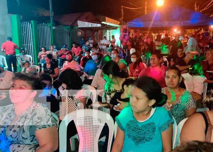 Realizan vigilias en saludo a la liberación de Juigalpa, Chontales / FOTO / TN8