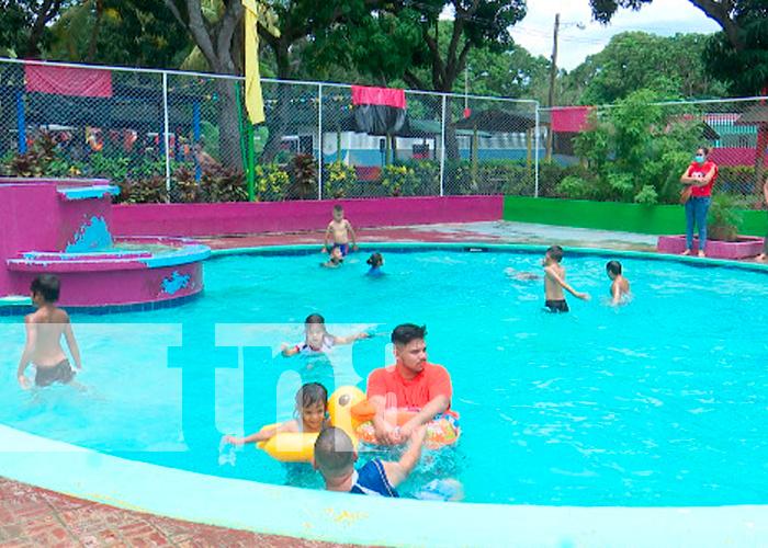 xilonem, centro recreativo, piscinas, intur,