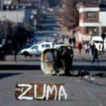 Investigan en Sudáfrica violencia en actos a favor del ex presidente Zuma