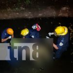 nicaragua, managua, accidente de transito, motociclista, muerto,