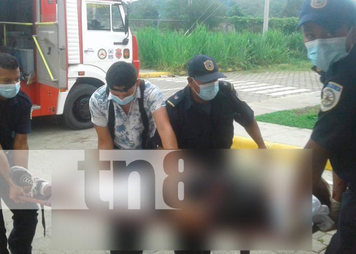 nicaragua, nueva segovia, accidente de transito, lesiones,