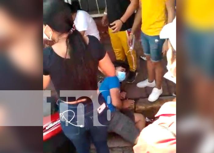 nicaragua, juigalpa, lesionados, accidente de transito,