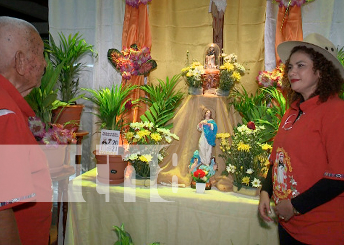 nicaragua, managua, tradición, santo domingo de guzman, palo lucio,