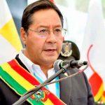 nicaragua, mensaje, bolivia, luis arce, presidente