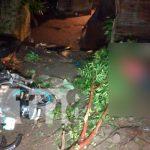nicaragua, tipitapa, accidente de transito, motociclista,
