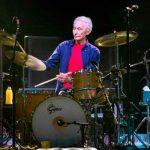 Fallece a los 80 años el batería de los Rolling Stones, Charlie Watts