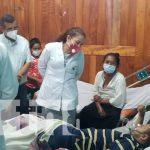 nicaragua, ocotal, sonia castro, hospital,