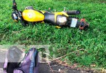 nicaragua, juigalpa, accidente de transito, lesionado,