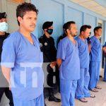 6 delincuentes a pasar guardados en las celdas de Río San Juan