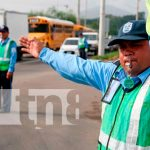 Tres personas fallecidas en accidentes de tránsito en Managua y Chinandega