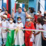 nicaragua, esteli, agua potable, inauguración,