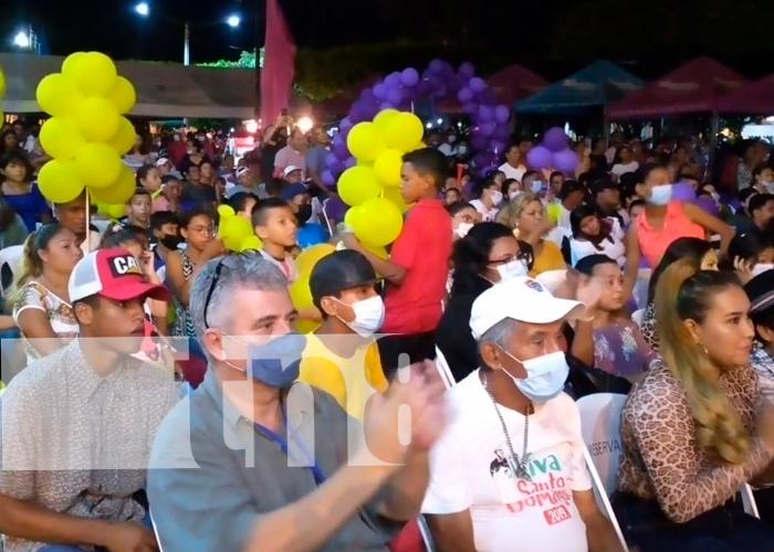 nicaragua, granada, reina, fiestas patronales, 2021,