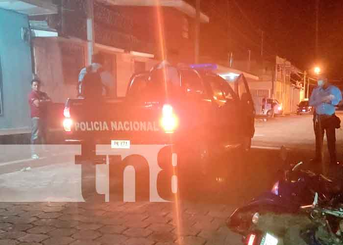 nicaragua, managua, accidente de transito, imprudencia,