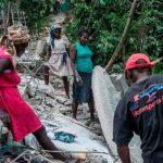 Morgues están colapsadas tras el terremoto en Haití