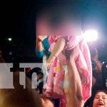 Realizan prueba de ADN a la niña del caso ocurrido en Matagalpa
