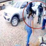 ¡Mortal ataque! Sicarios acribillan a pareja en una maderera en Honduras