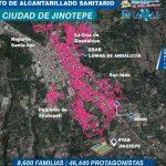 ENACAL entrega en Jinotepe sitio para el proyecto de Saneamiento