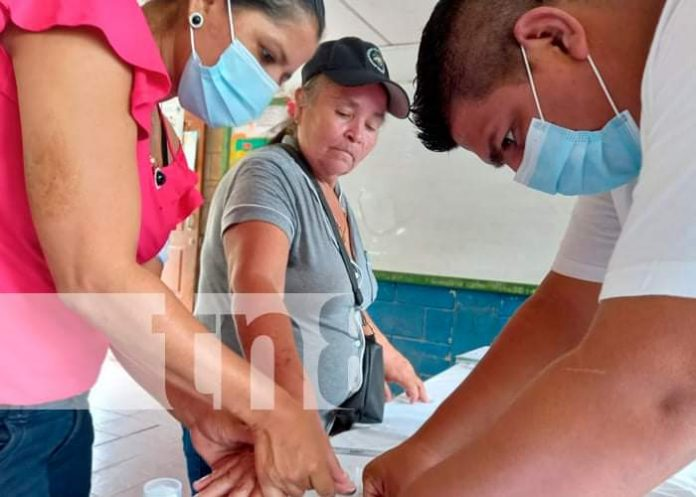 el CSE en el departamento Río San Juan ha venido desarrollando la segunda jornada de verificación/