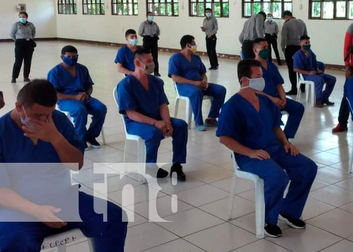 170 privados de libertad del establecimiento penitenciario de Tipitapa, aperturaron diferentes cursos técnicos