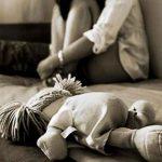 Una menor de edad que sufrió abuso sexual