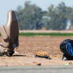 Niña salvadoreña muere en accidente vial en ruta a la frontera de EE.UU.