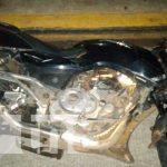 Accidente de tránsito en Matiguás