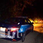 Accidente de tránsito en Matagalpa