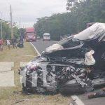 Foto: Se registran 796 colisiones por accidentes de tránsito en Nicaragua / TN8