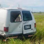 Diez muertos en accidente de furgoneta con inmigrantes en Texas / FOTO / Brooks County Sheriff's Office