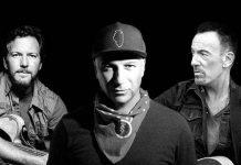 ¡Las meras bestias! Morello, Springsteen y Vedder tocan un clásico de AC/DC