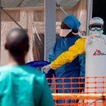 Sanitarios en un centro médico de Goma (República Democrática del Congo) / FOTO / Reuters