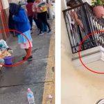 Foto: Indignación: Mujer arroja agua a vendedora ambulante en México / LR