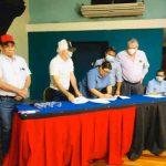 ENACAL entrega nuevo proyecto de agua potable en León