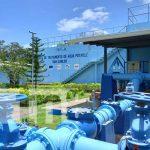 Planta para agua potable en San Carlos, Río San Juan