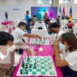 Juegos Juveniles de Ajedrez en Managua