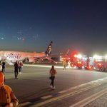 El incendio de un celular obliga a evacuar un avión