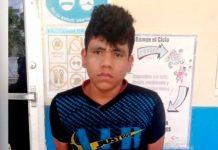 Imagen del joven de 18 años quien asesinó a su mujer / FOTO / La Prensa - Honduras