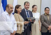 Foto: Científico ruso sostiene reuniones de cooperación con autoridades nicaragüenses / TN8