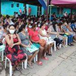 Embarazadas de Bonanza y Rosita reciben atención especializada