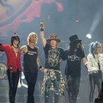 Banda Guns N'Roses, esta de vuelta