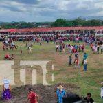 Fiestas patronales en Juigalpa