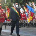 Luis Arce encabezará acto por los 196 años de la independencia de Bolivia
