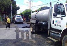 Foto: Managua anuncia ampliación del proyecto Calles para el Pueblo / TN8