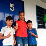 Familias de Santo Domingo en Chontales reciben su vivienda digna