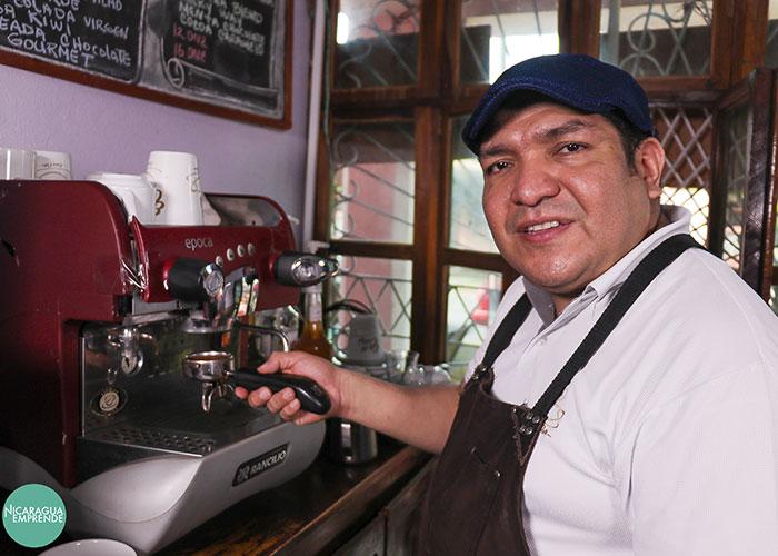 En Fe Café, un nuevo emprendimiento en Managua