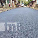 Obras en Managua de Calles para el Pueblo